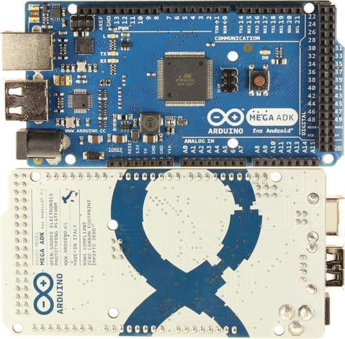 Timer interrupt in Arduino Due AVR Freaks