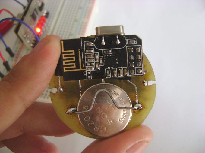 Часовой модуль своими руками