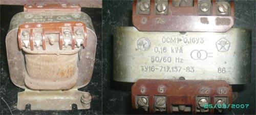 Трансформатор для зарядное устройство для автомобильного аккумулятора своими руками